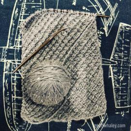 2018.11.06 Knitting Christmas Presents