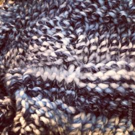 2018.11.11 More Christmas Knitting