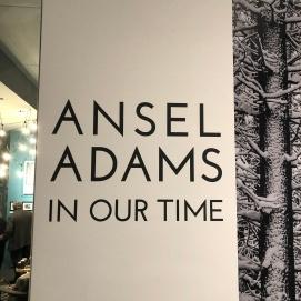 2018.02.22 Ansel Adams at the MFA