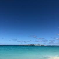 Islands off Orient Beach, Sint Maarten