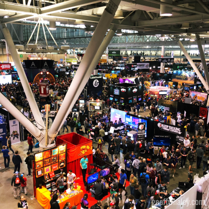 2019.03.31 PAX East Crowds