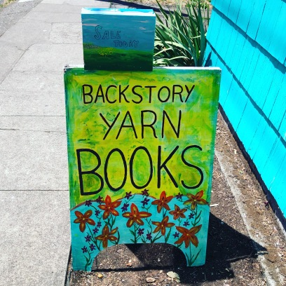 2019.06.17 Backstory Yarn and Books
